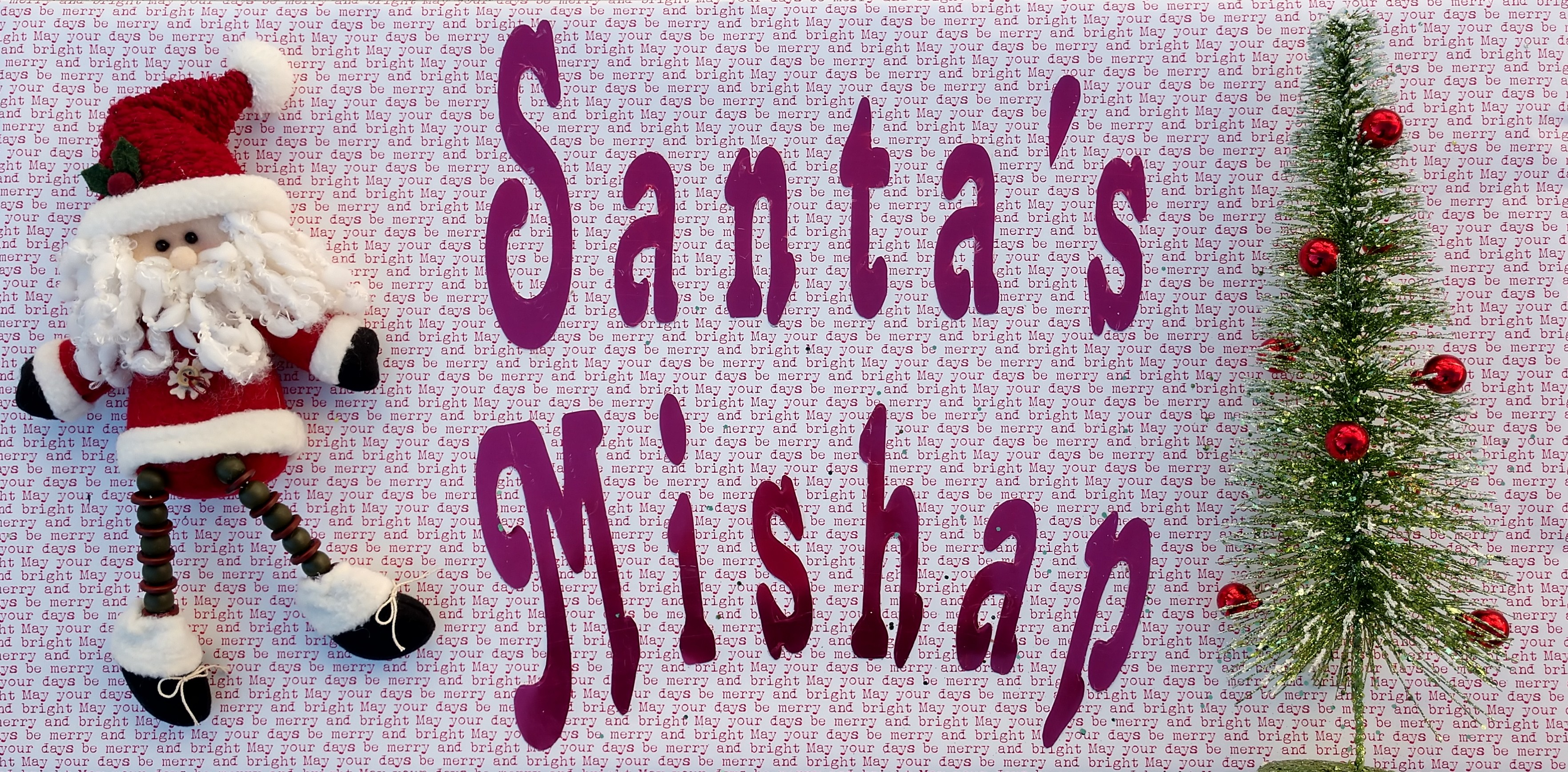 Santa's Mishap photo