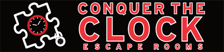 Conquer the Clock  Escape Rooms - Conquer The Clock Escape Rooms