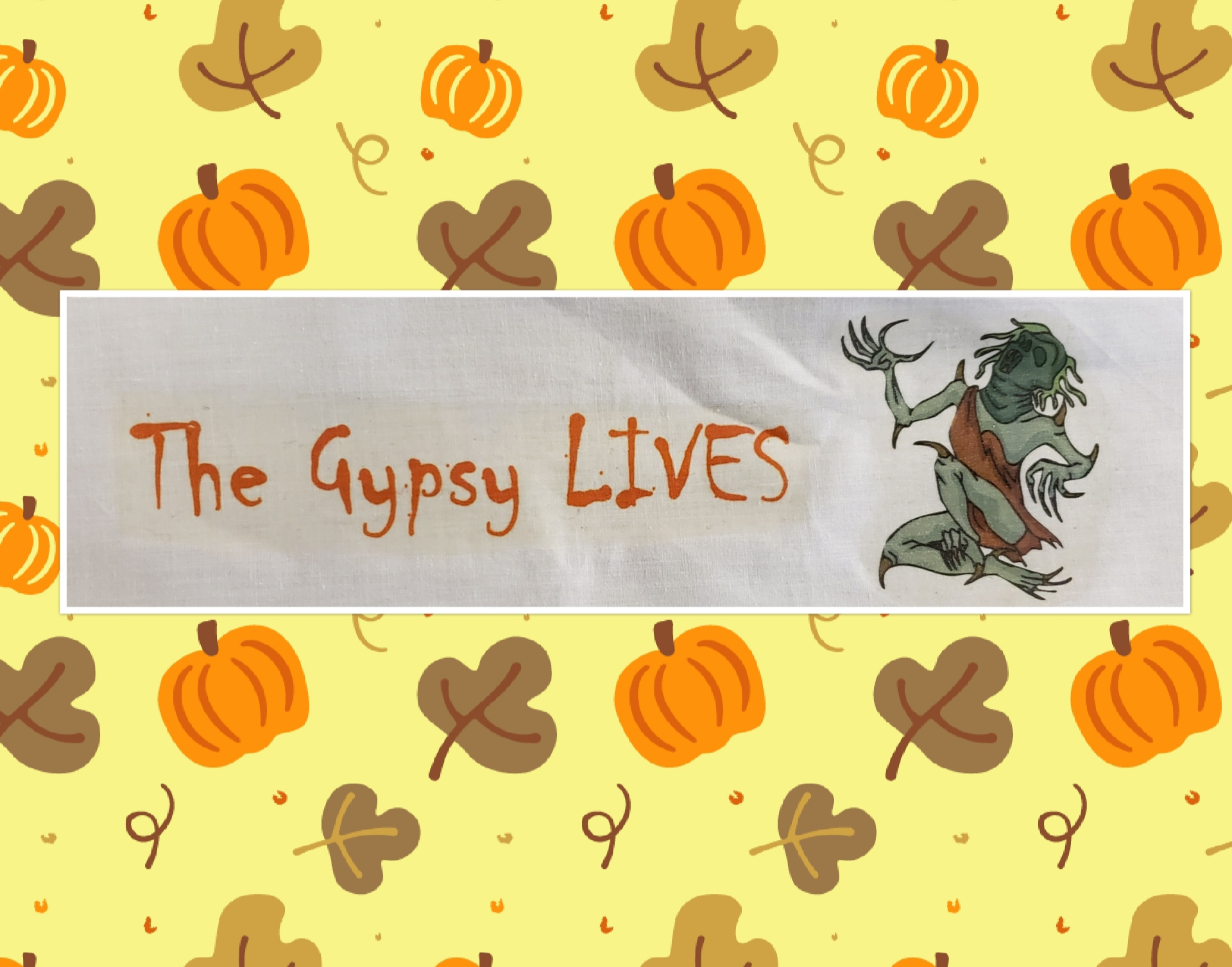 The Gypsy LIVES photo
