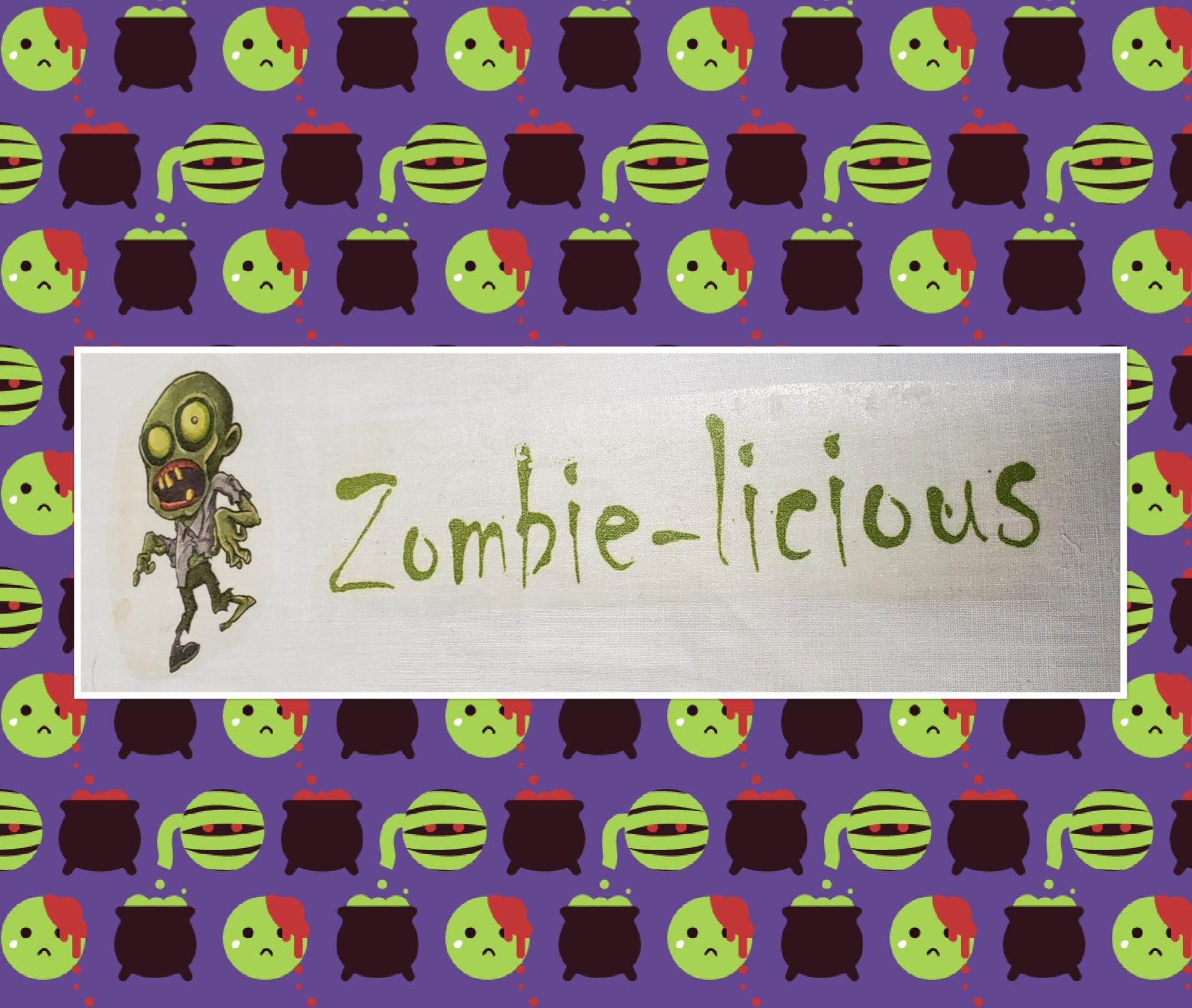 Zombie-licious photo
