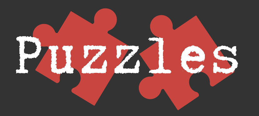 PUZZLES ESCAPE ROOM - Puzzles